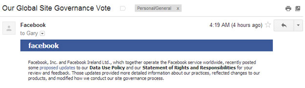 Don't waste your time cutting and pasting Facebook privacy/copyright statements