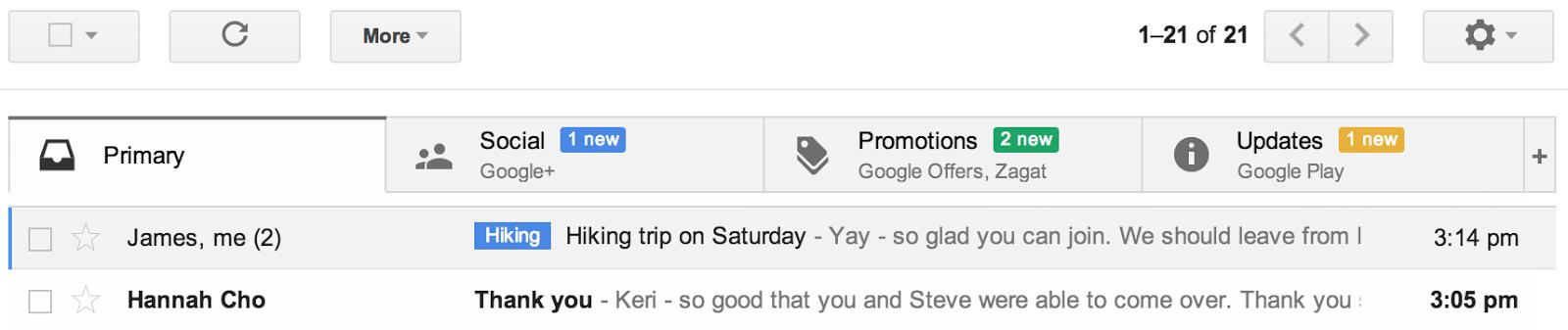 Google announces a 'New Inbox'
