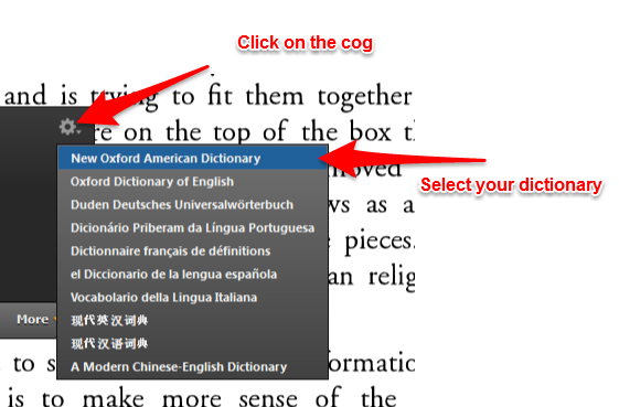 pdf to kindle how to fix text wrap error